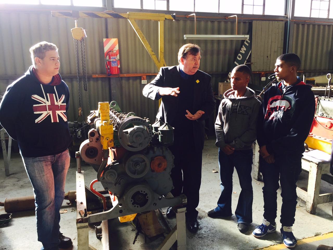 Bellville Mechanical Workshop