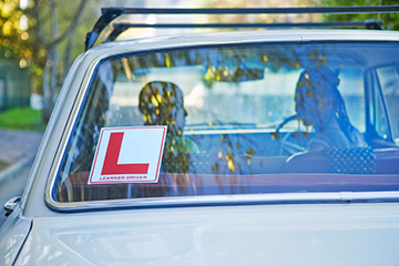 learner sticker