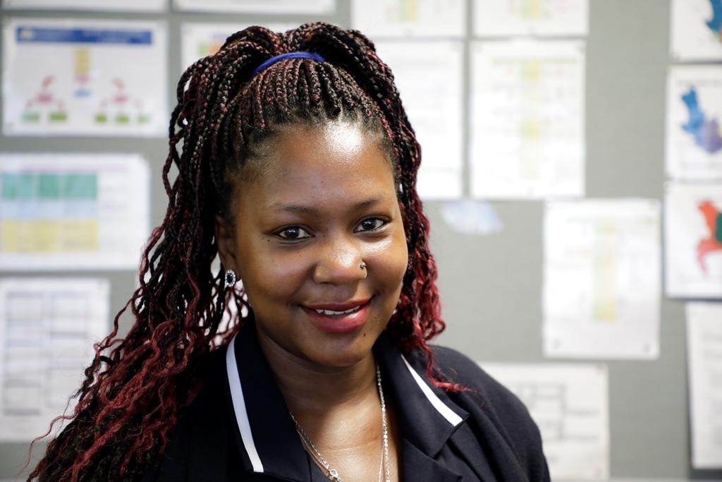 Lee-Shay Chindikano, Porter, Tygerberg Hospital