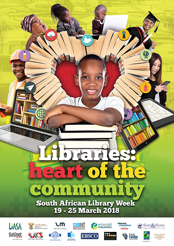 National Library Week 2018 poster