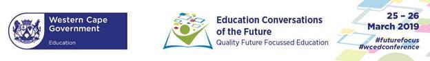 Education conference logo