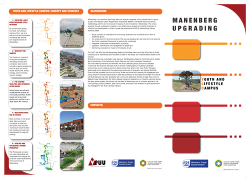 Manenberg Upgrades