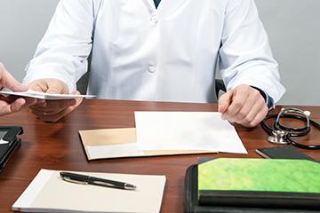 A fraudulent medical doctor