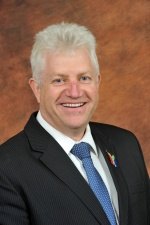 Minister of Community Safety Alan Winde