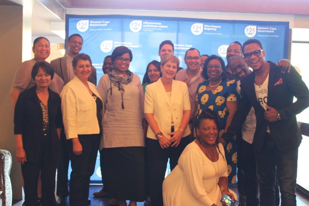Minister Marais encouraged participation in the nomination process