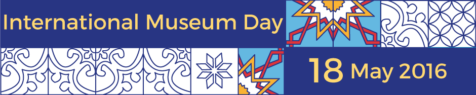 Museum day 2016 banner