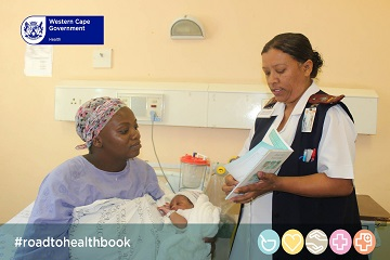 New Road to health booklet