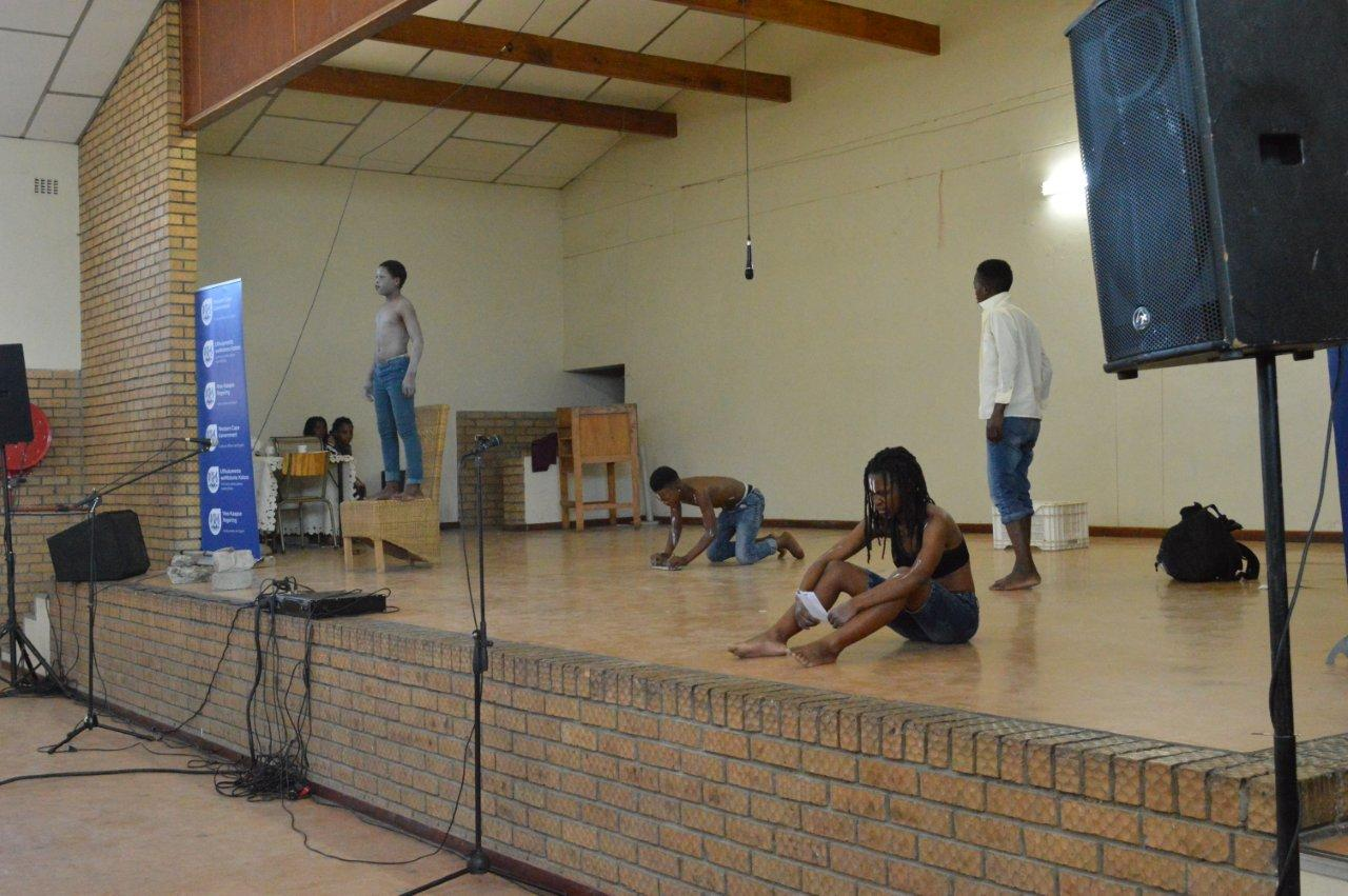 Our Hope pulled out all the stops with their play Induku Yonojhaholo at the DCAS Drama Festival