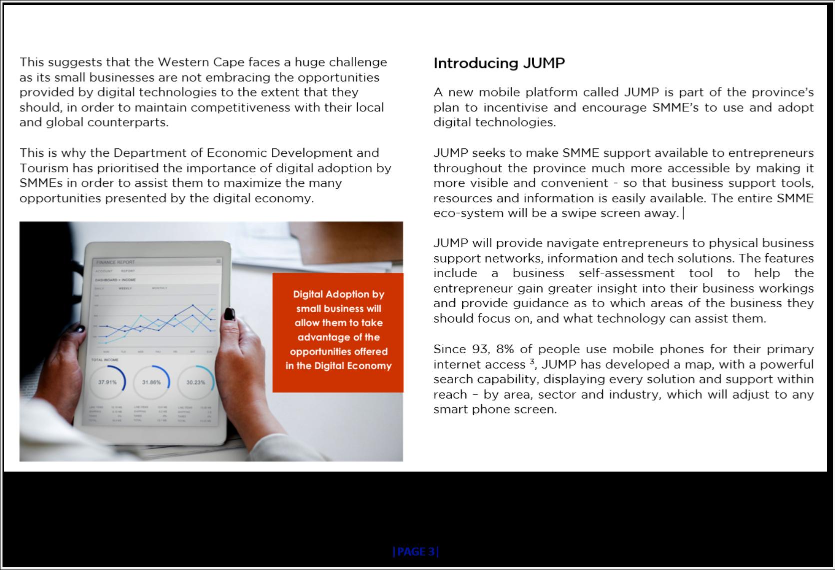 Digital Tools in Business Op-Ed 3