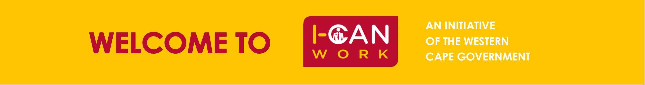 I-CAN WORK Header