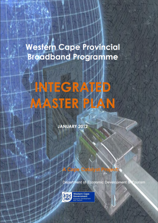 Telecommunications Infrastructure Position Paper