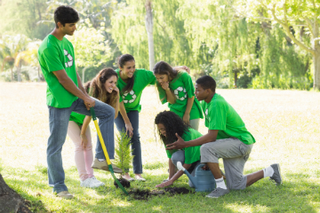 Plant a tree for Arbor Week