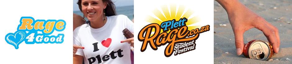 Plett Rage and Rage4Good 2014 Banner