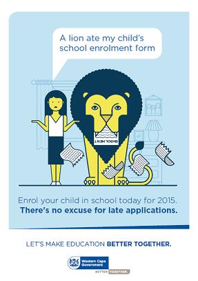 Enrolment Poster 1