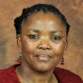 Professor Nomafrench Mbombo