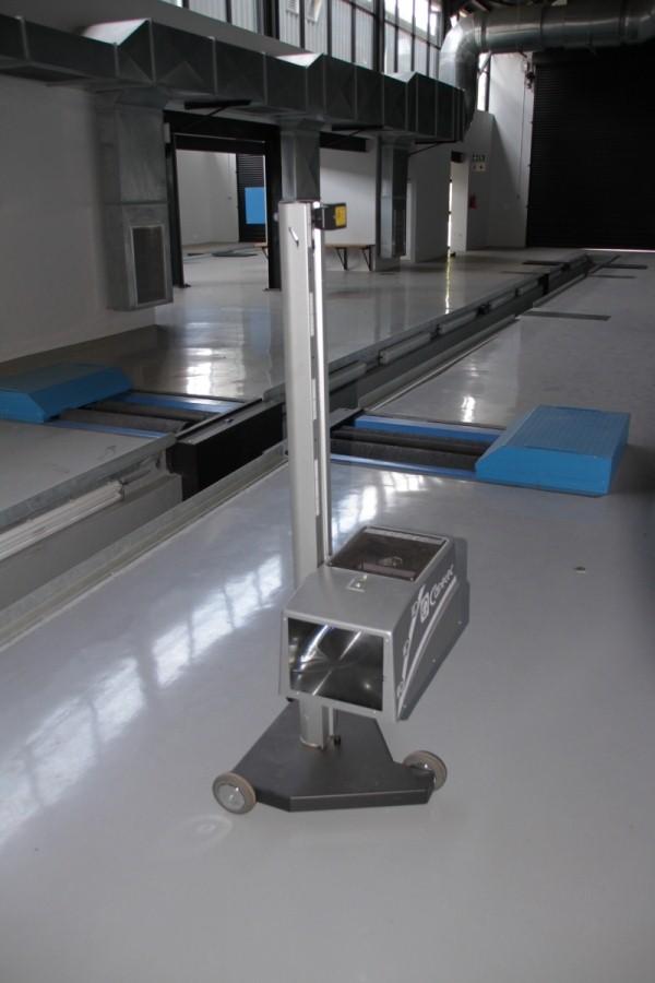 New Light Aim detector