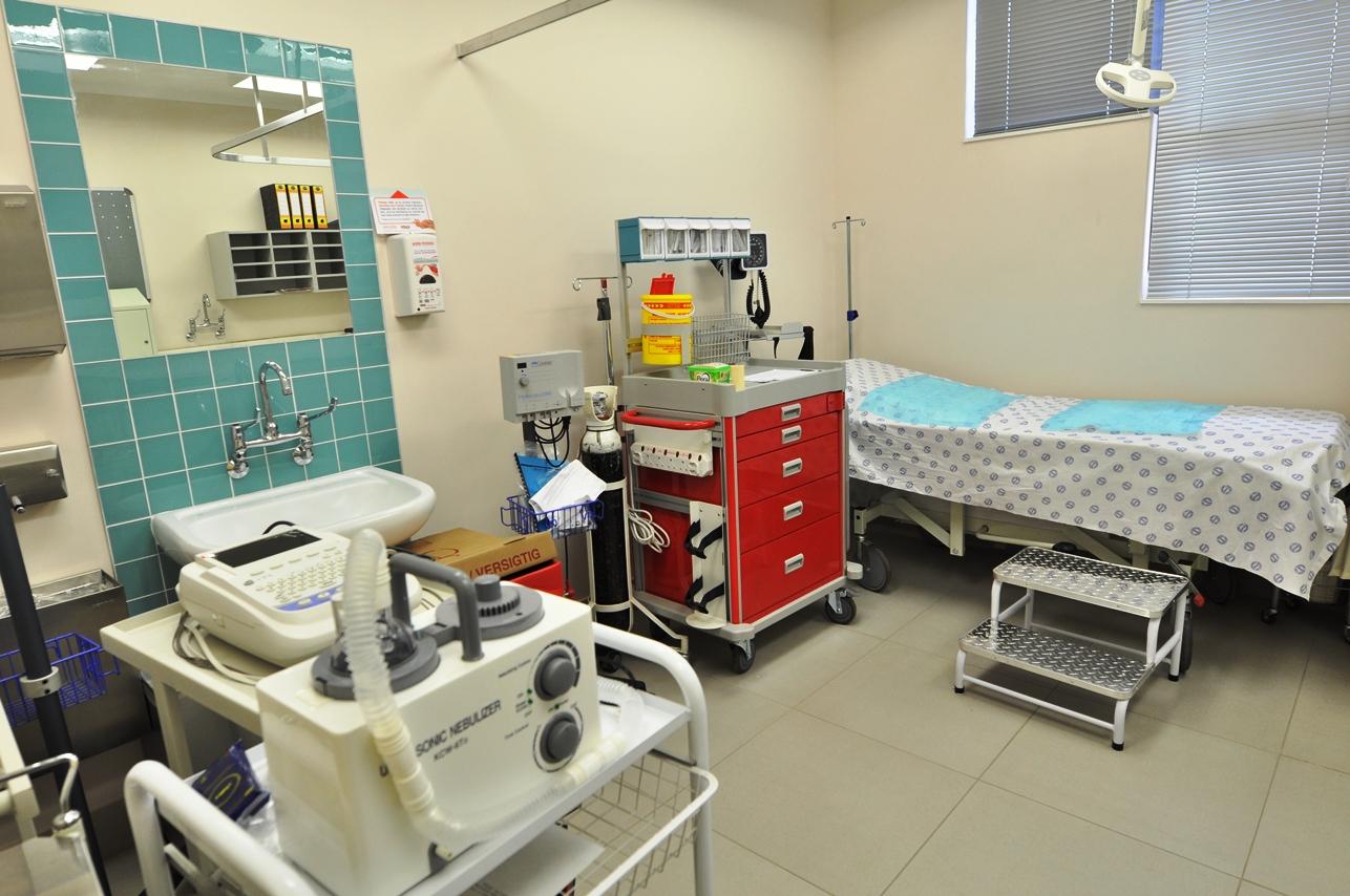 Examination Area