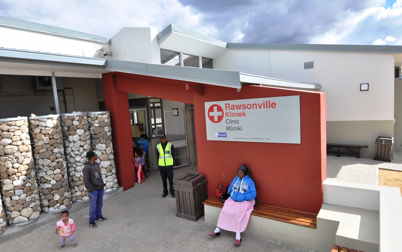 Rawsonville Clinic Western Cape Government