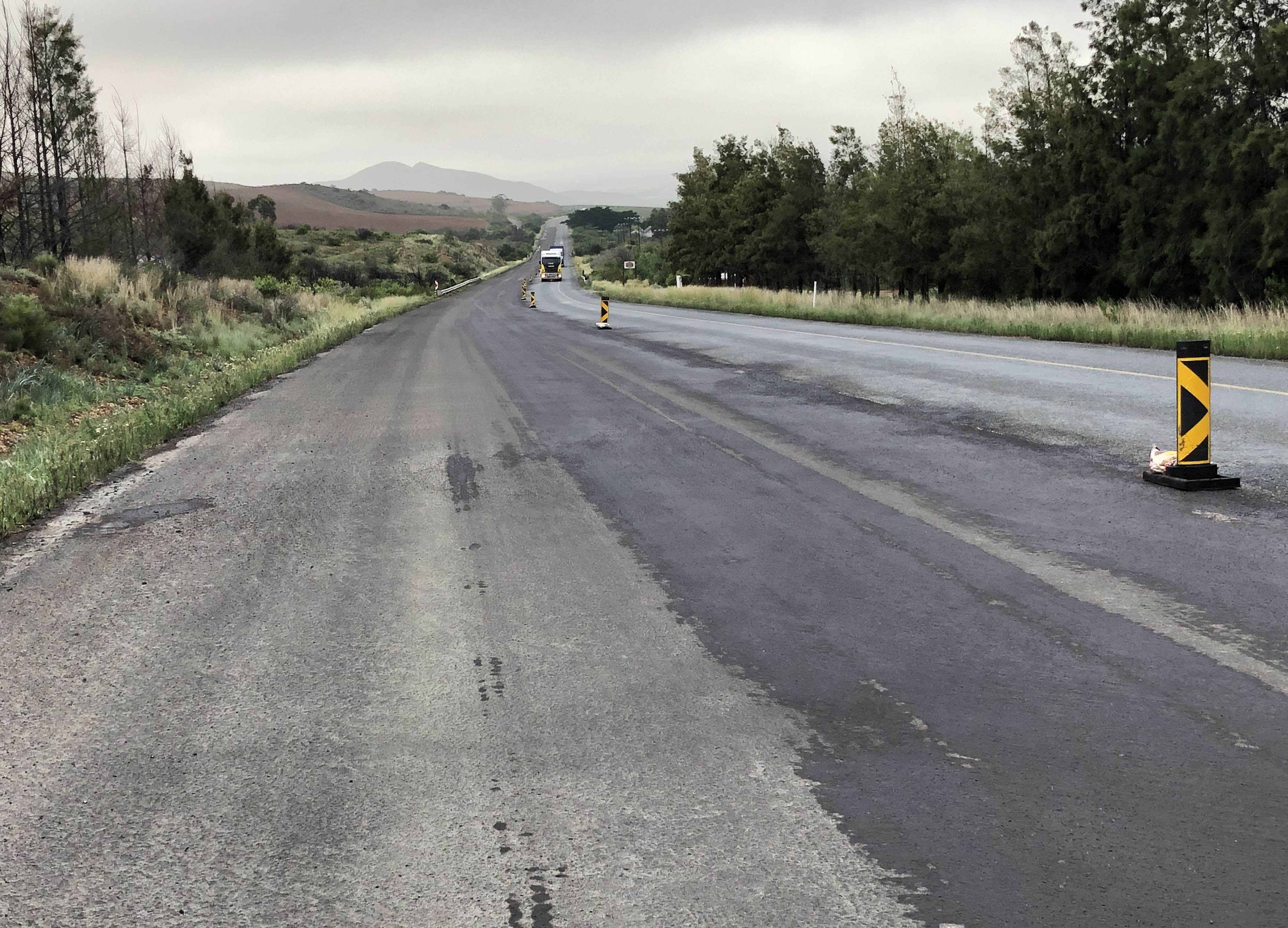 R60 roadworks in Ashton and Swellendam