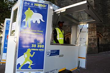 Safety Kiosk