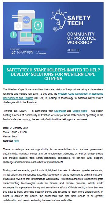 SafetyTech_CoP_Feb 2021