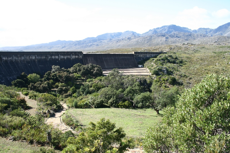Steenbras Dam - Lower