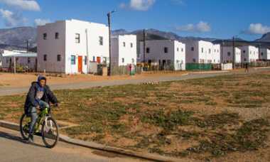 Best Integrated Residential Development Programme (IRDP) - Winner - McGregor Housing Project - Langeberg Municipality