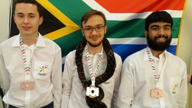 2017 International Olympiad in Informatics bronze medal winners
