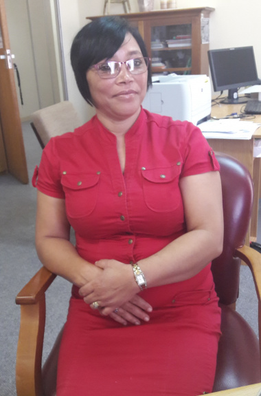 Juanita Nel wants to encourage others to seek treatment.