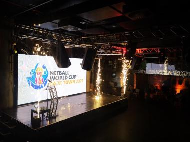 2023 Netball World Cup official logo launch