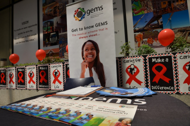 World AIDS Day is commemorated on 1 December annually.