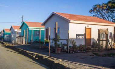 Best Enhanced People's Housing Process Project (ephp) - Winner - Protea Park Housing Project