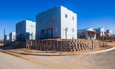 Best Upgrade of Informal Settlement Project (UISP) - Winner - Rosevalley UISP