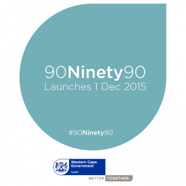 Launch of the 90 Ninety 90 strategy.