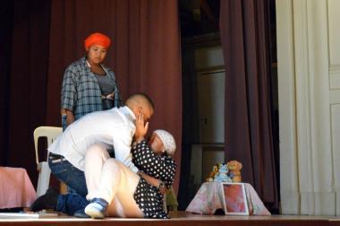 A heart-warming production by the Khosan Kids