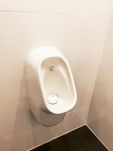 A new waterless urinal