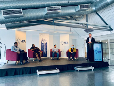 Panel discussion led by Wesgro CEO, Tim Harris