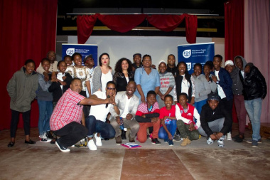 All the excited finalists are ready for the next stage of the competition