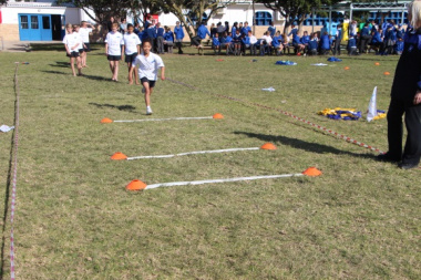 An variety of fun activities were organised to keep everyone entertained