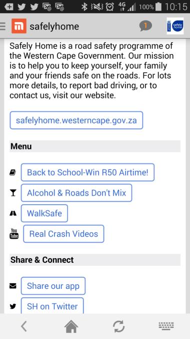 Mxit App