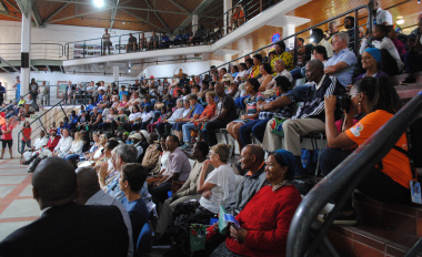 Around 370 people attended the event at the museum in Mossel Bay, where the Portuguese explorer first landed on 3 February 1488.