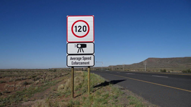 Look out for the Average Speed Over Distance (ASOD) camera on the notorious stretch of the N1 road from Beaufort West to Laingsburg.