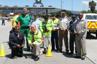 Ministers Launch Safely Home Road Safety Plan for the Festive Season