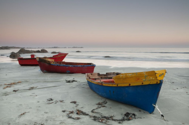 boats at paternoster