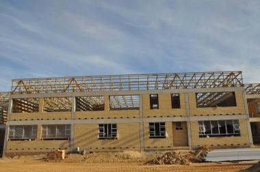 Bonnievale Primary under construction