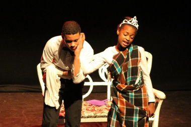 Bontebok Primary Drama Group captivated the audience in their performance of I can be your Fairytale