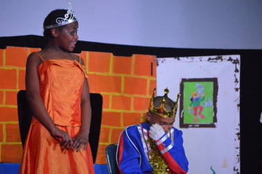 Bontebok Primary School's play I can be your Fairytale