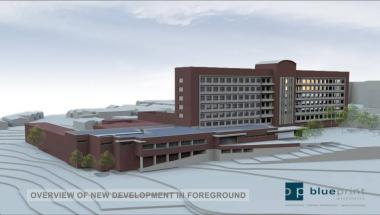 New Emergency Centre under Construction at Karl Bremer Hospital