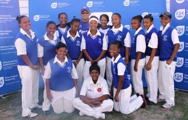 Bridgeton Senior Secondary School cricket team.