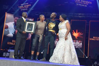 Tour Guides (Cultural Guide) - Bulelani Gerald Futshane